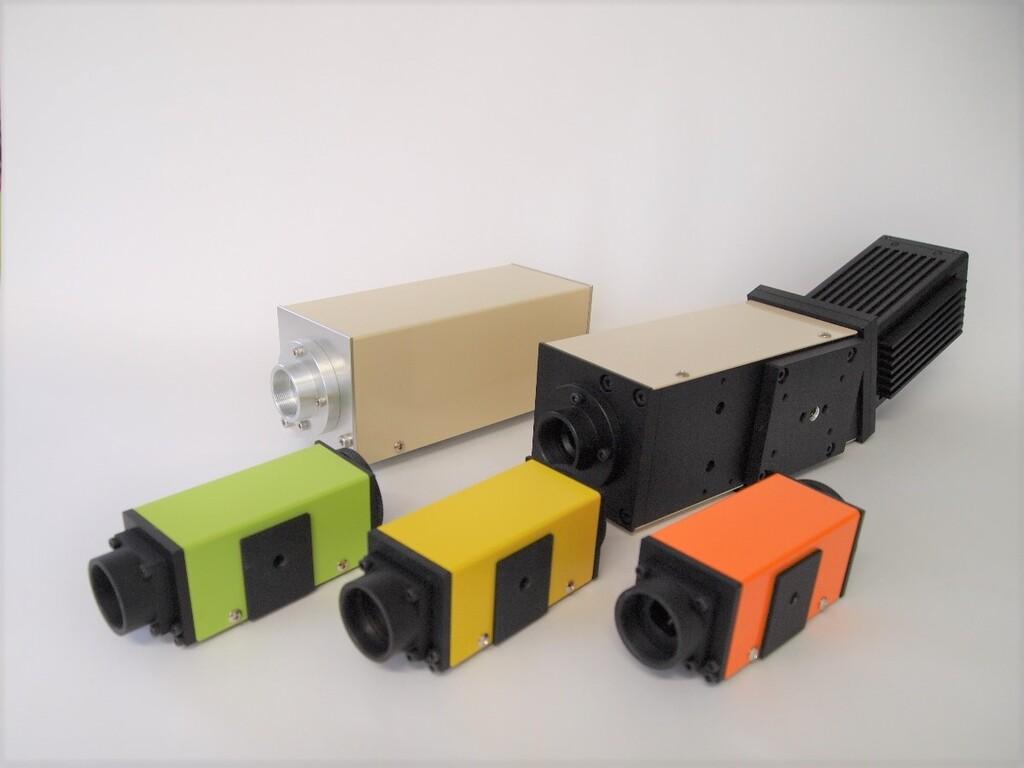 Sarli 製 分光イメージングユニット