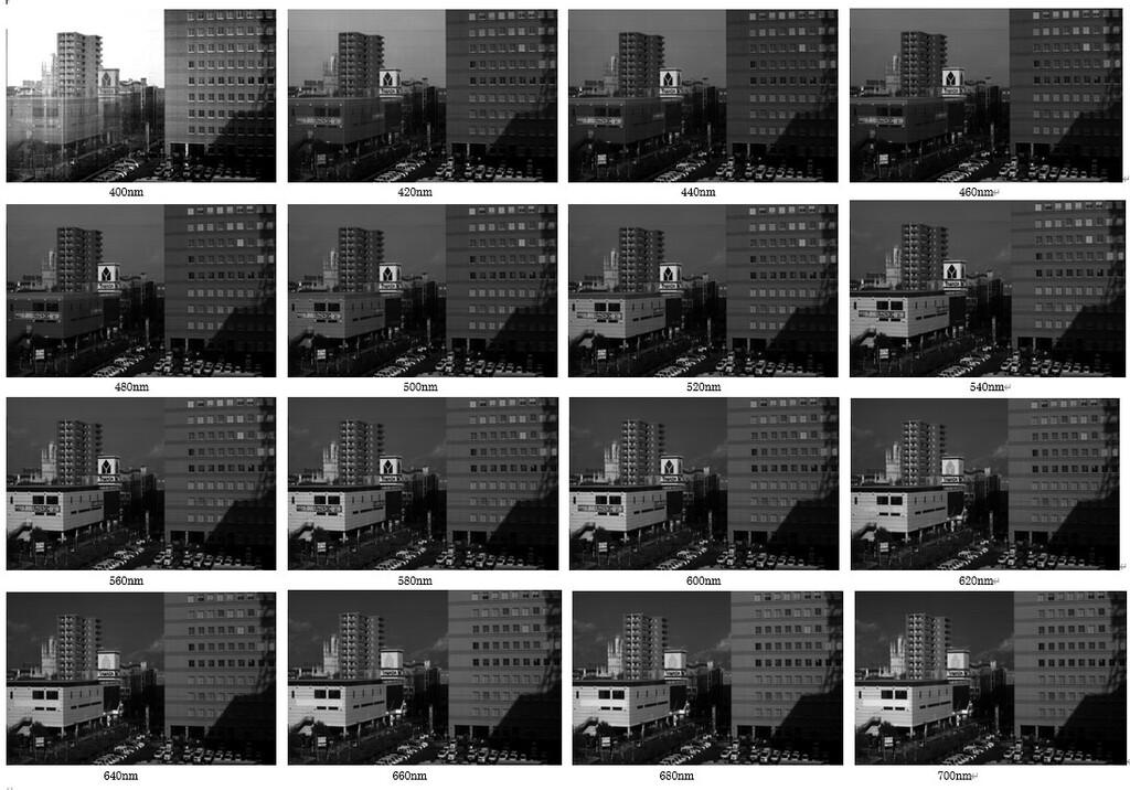 分光イメージングカメラ解析ソフト ハイパースペクトルカメラ解析ソフト