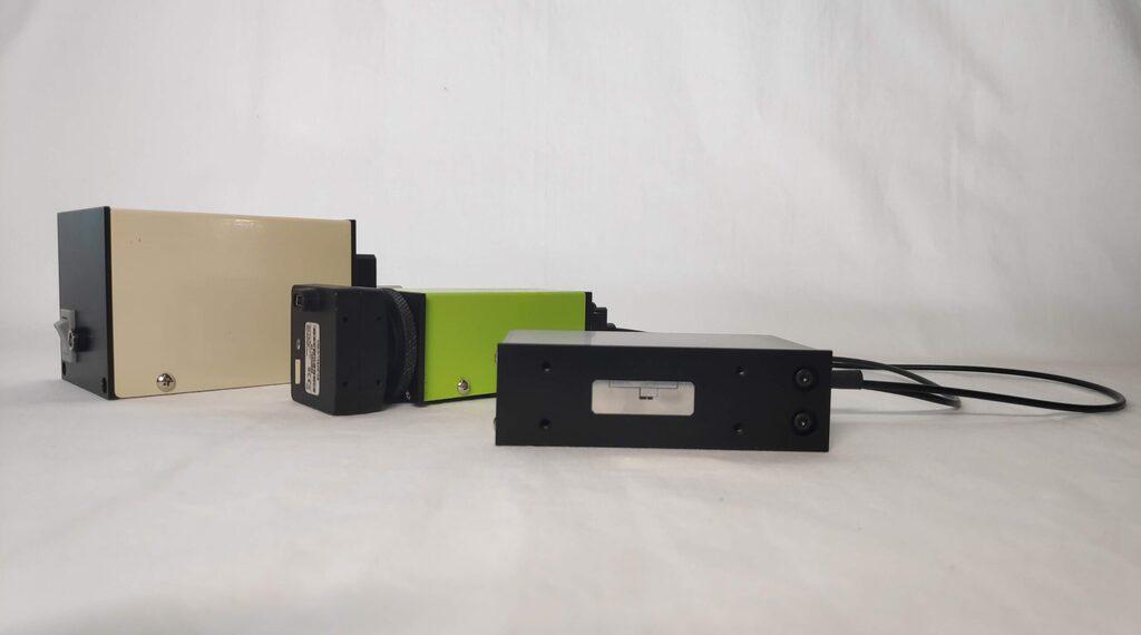 sarli製 空間分解分光方式測定器